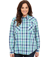 Roper - Plus Size 0174 George Plaid