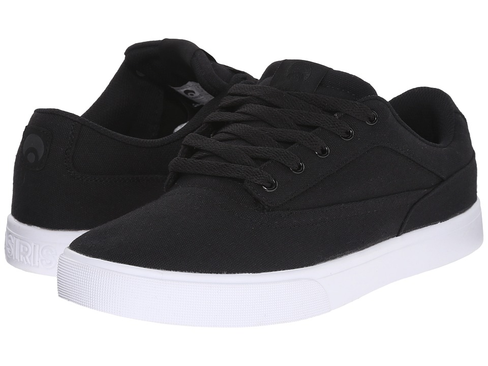 Osiris - Caswell VLC (Black/Black) Men