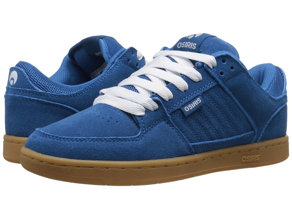 Osiris - Protocol SLK (Royal/Lutzka) Mens Skate Shoes