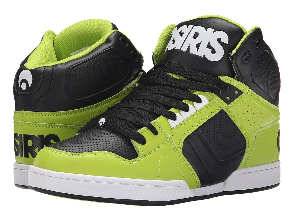 Osiris - NYC83 (Lime/White) Men