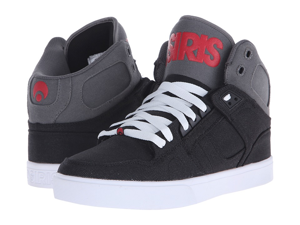 Osiris - NYC83 VLC (Black/Red) Men