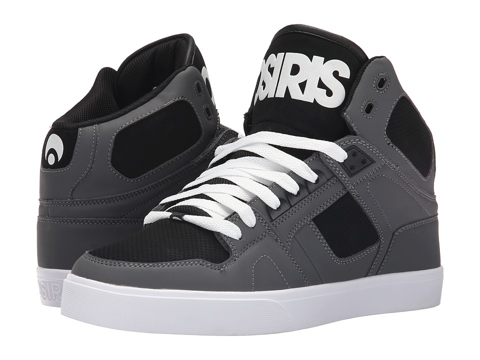Osiris - NYC83 VLC (Grey/White) Men