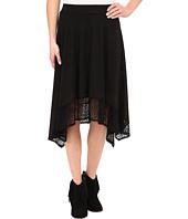 Roper - 0231 Poly Slub Jersey Skirt