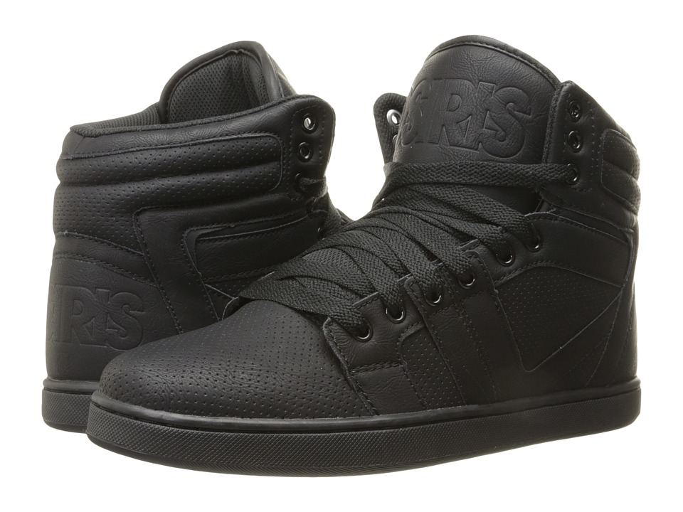 Osiris - Cthi (Black/Black) Men
