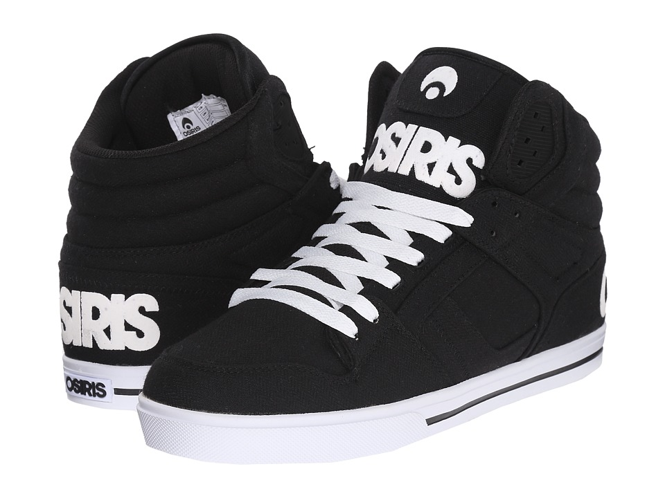 Osiris Clone Charcoal/Bingaman Mens Skate Shoes