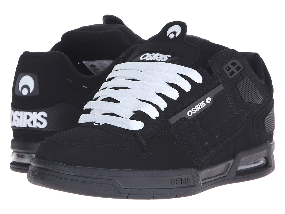 Osiris - Peril (Black/White) Men