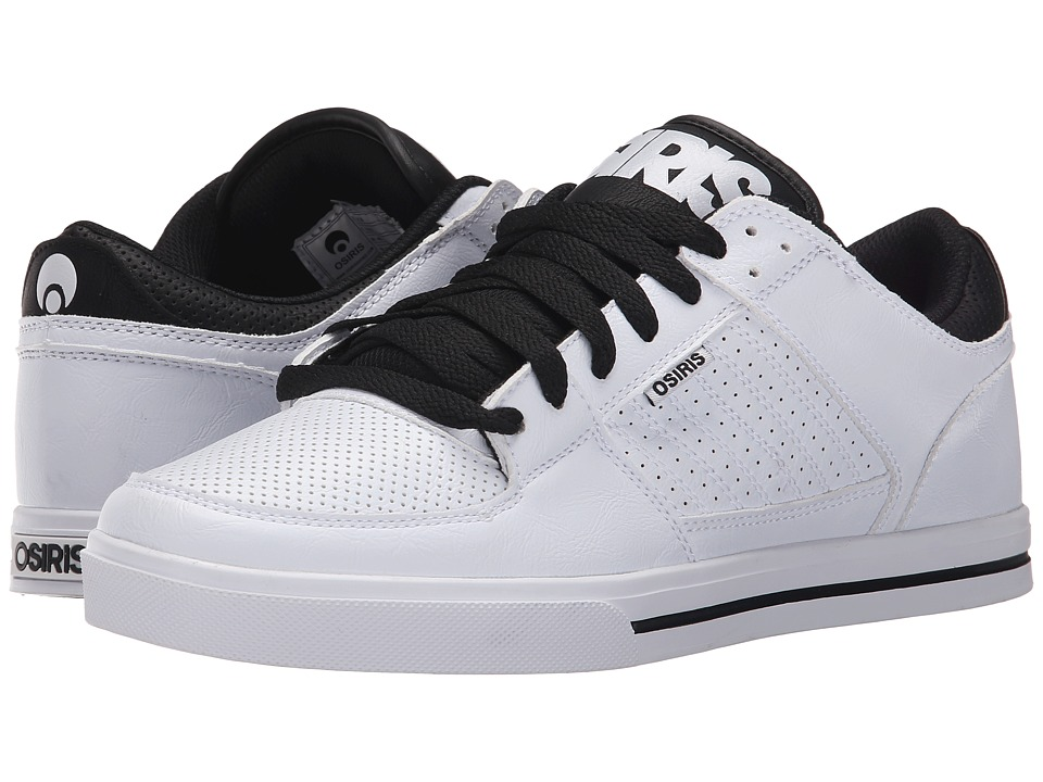 Osiris - Protocol (White/White) Men