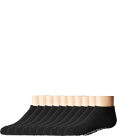 Steve Madden - 10-Pack Solid Low Cut Socks (Toddler/Little Kid/Big Kid)