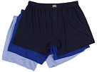 2(X)IST Essentials 3-Pack Knit Boxer