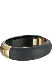 Alexis Bittar - Encased Lucite Hinged Bangle Bracelet