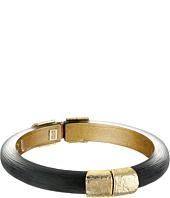 Alexis Bittar - Gold Small Hinge Bracelet