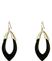 Alexis Bittar - Gold Orbit Link Wire Earrings