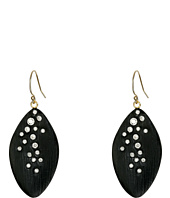 Alexis Bittar - Diamond Dust Leaflet Earrings