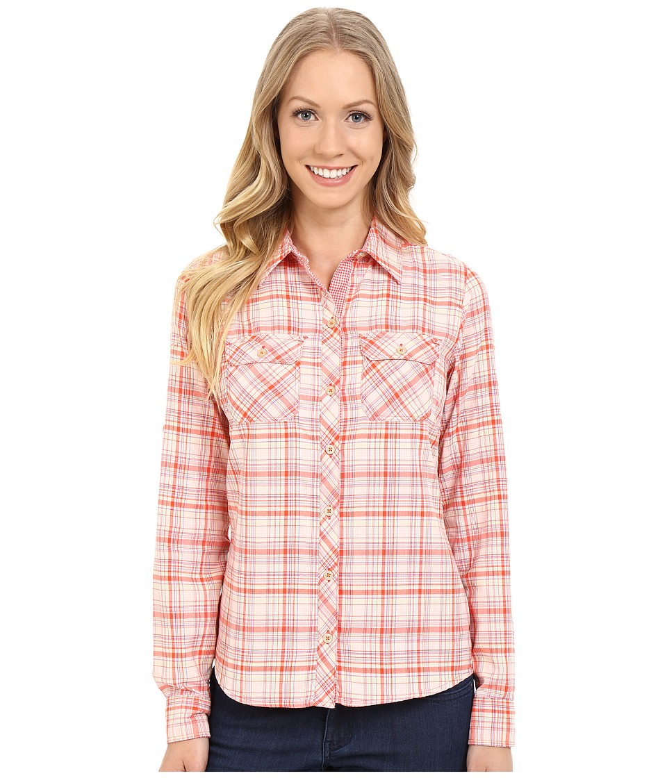 Marmot Evelyn L/S Emberglow Womens Clothing