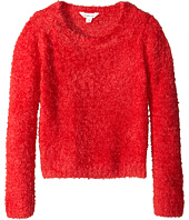 Pumpkin Patch Kids - Urban Folk Fluffy Jumper (Little Kid/Big Kid)