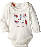 Pumpkin Patch Kids - Urban Folk Hello Birdies Bodysuit (Infant)