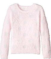 Pumpkin Patch Kids - Dance Academy Spotty Fluffy Jumper (Little Kid/Big Kid)