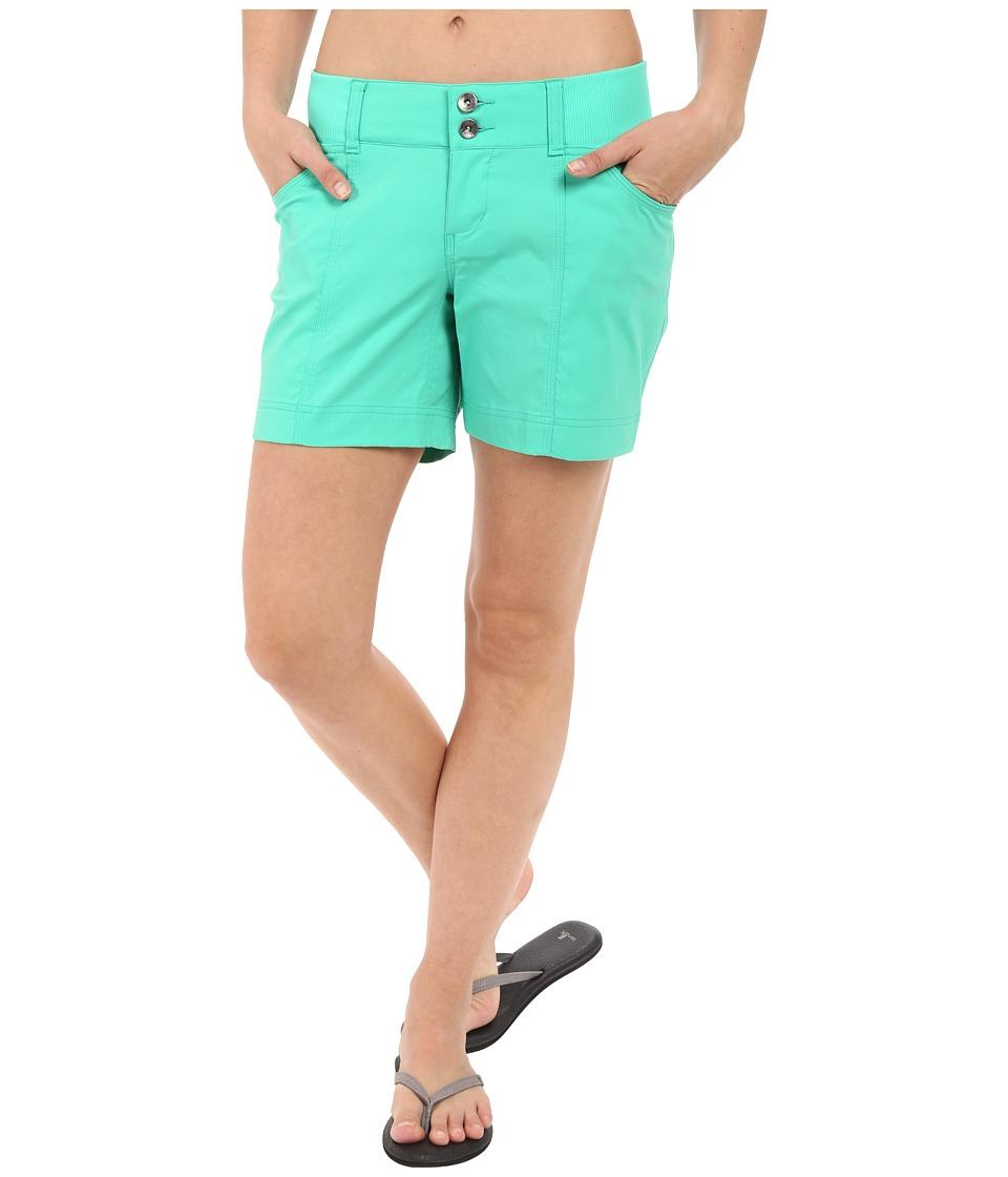 Marmot Dakota Shorts Crystal Green Womens Shorts