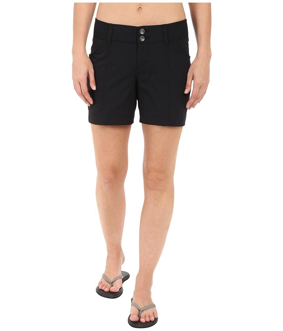 Marmot Dakota Shorts Black Womens Shorts