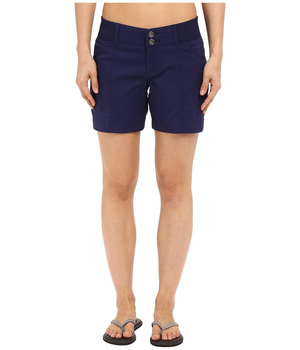 Marmot Dakota Shorts Arctic Navy Womens Shorts