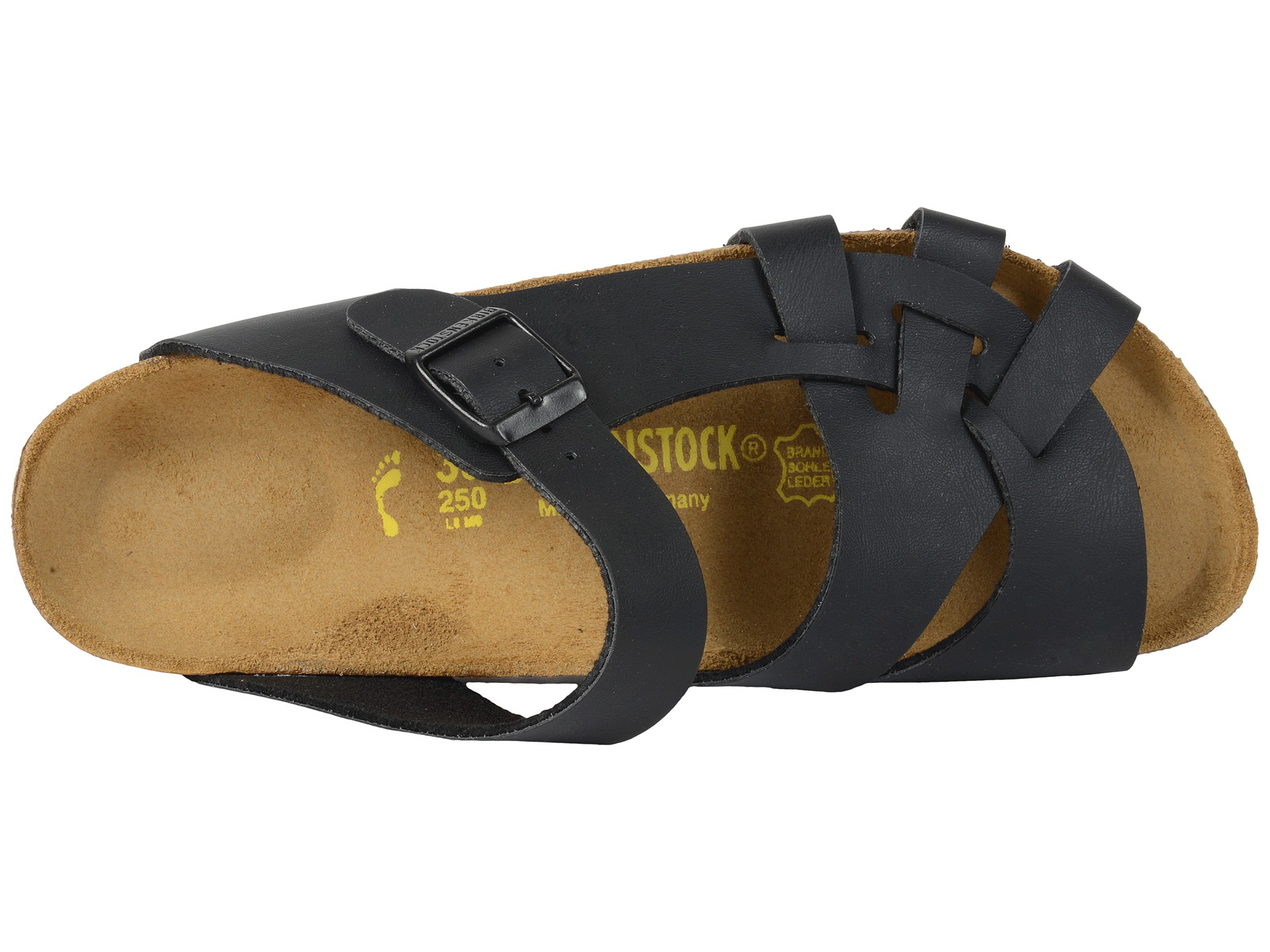 birkenstock pisa leather