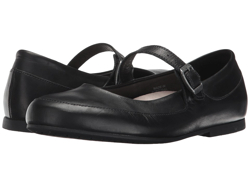 Birkenstock Lismore (Black Leather) Women