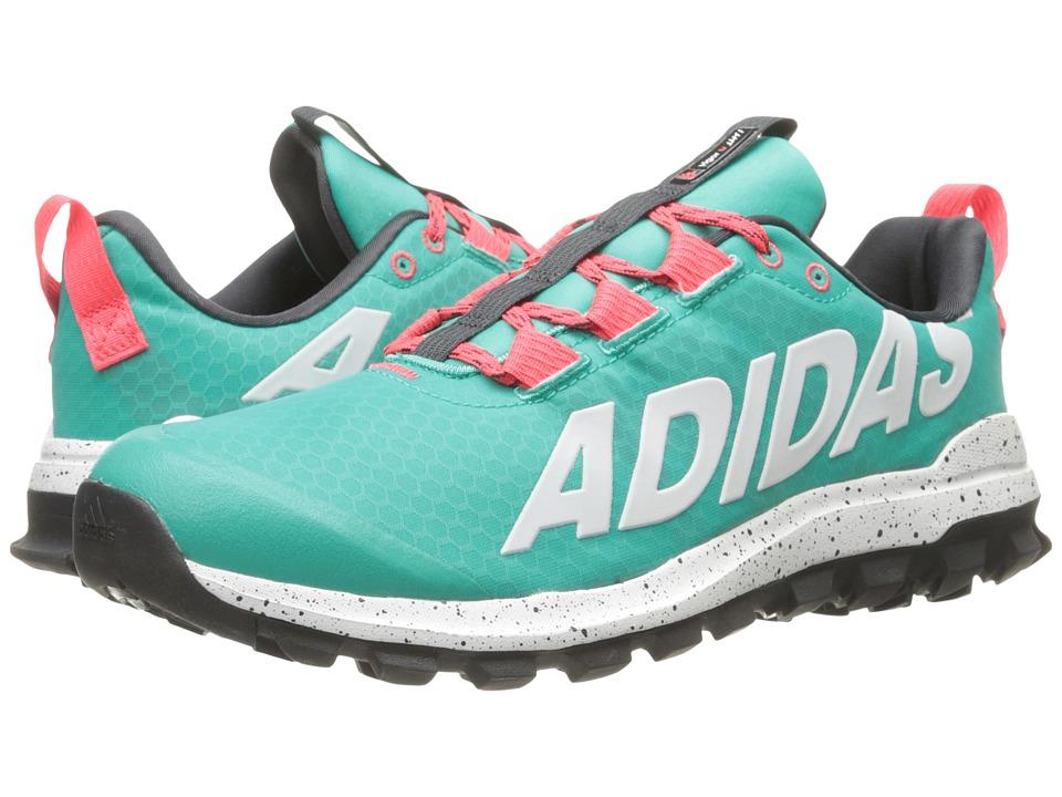 adidas Running Vigor 6 TR W Shock Mint/White/Shock Red Womens Running Shoes
