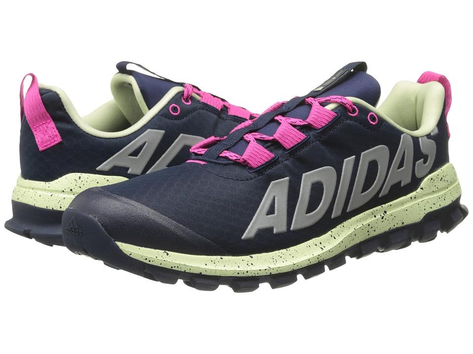 adidas Running Vigor 6 TR W Collegiate Navy/Stock Pink/Halo Womens Running Shoes