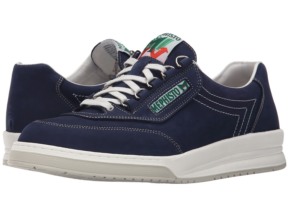 Mephisto - Match (Navy Nubuck) Men