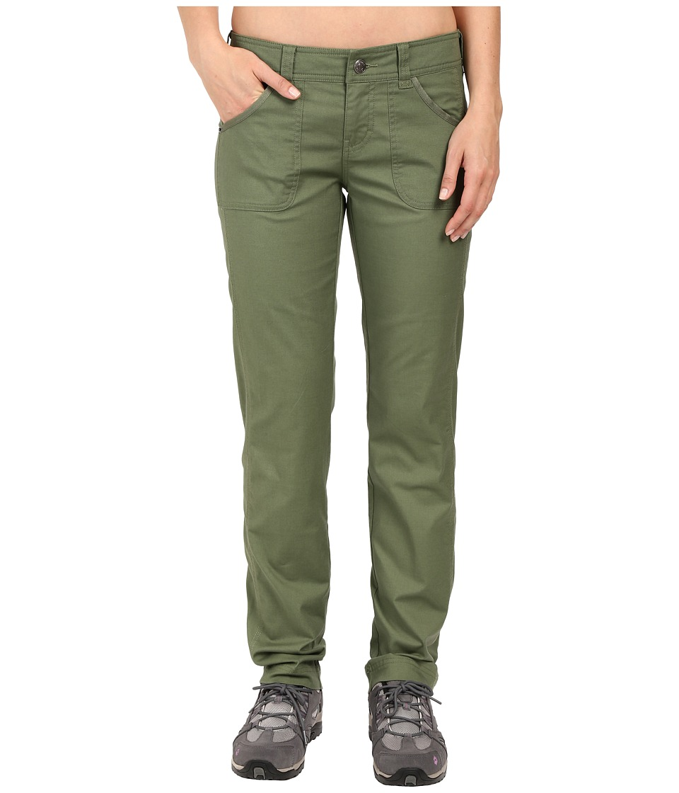 Marmot Cleo Pants Stone Green Womens Casual Pants