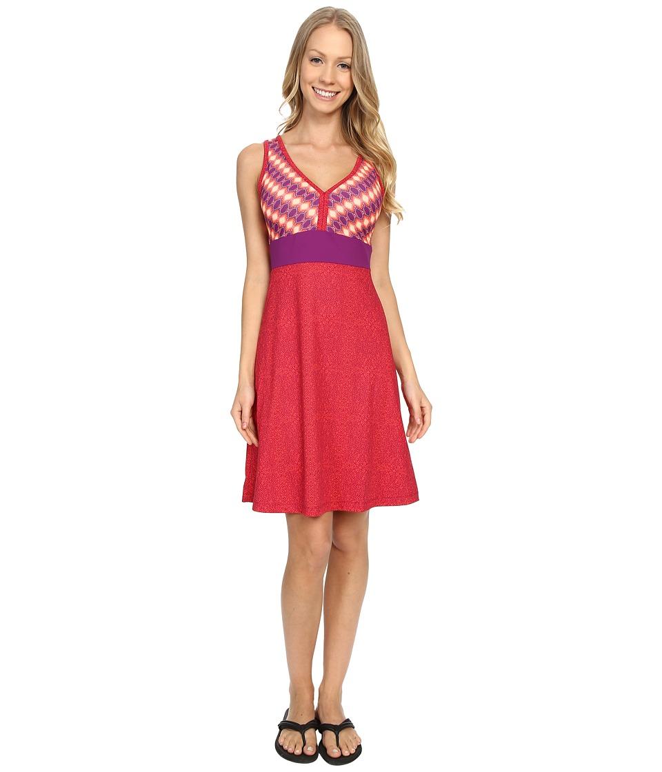 Marmot Becca Dress Red Apple Womens Dress