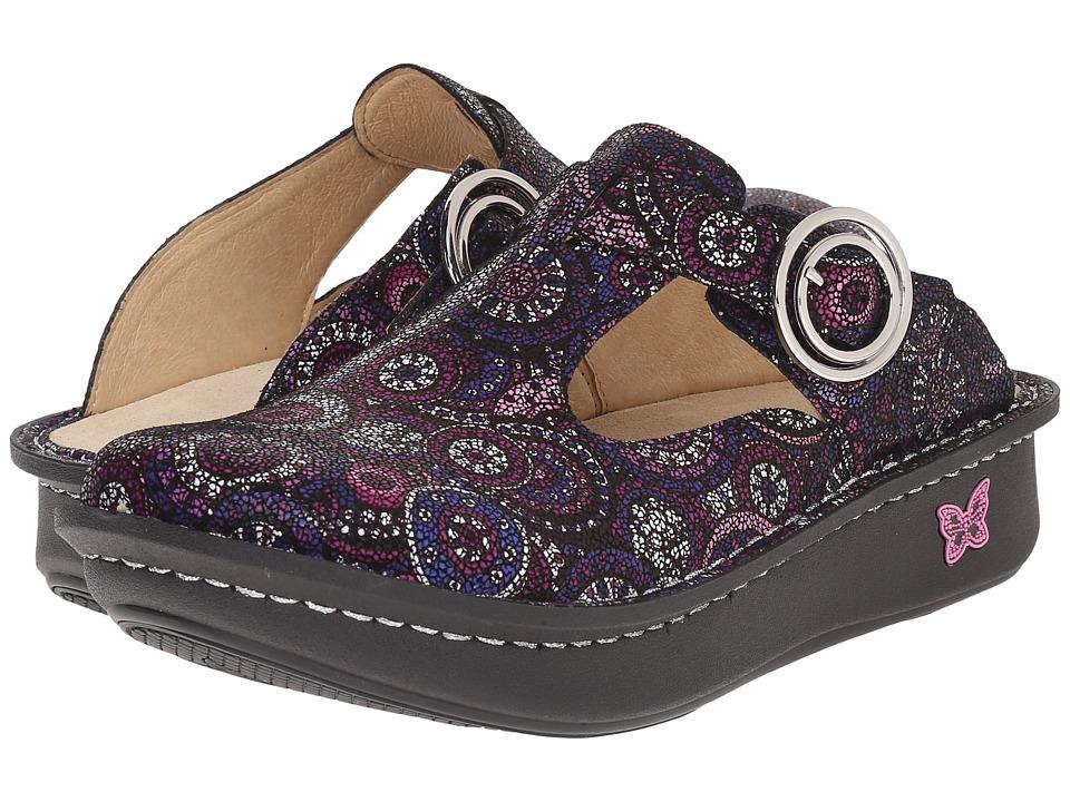 Alegria Classic (Spiro Purple) Women's Clog Shoes