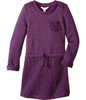 Pumpkin Patch Kids - Finding Anastasia Milla Sparkly Sweat Dress (Little Kids/Big Kids)