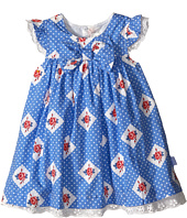 Pumpkin Patch Kids - Urban Folk Spotty Bow Dress (Infant)