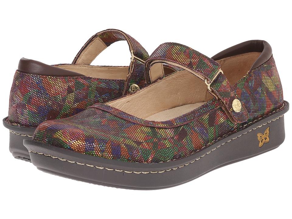 Alegria Belle Geo Dream Womens Maryjane Shoes