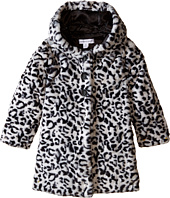 Pumpkin Patch Kids - Dance Academy Faux Fur A-line Jacket (Infant/Toddler/Little Kids)