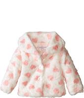 Pumpkin Patch Kids - Dance Academy Fluffy Hearts Jacket (Infant)