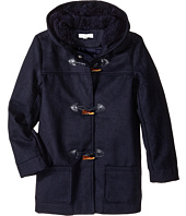 Pumpkin Patch Kids - Urban Folk Felt Hooded Anorak (Little Kids/Big Kids)