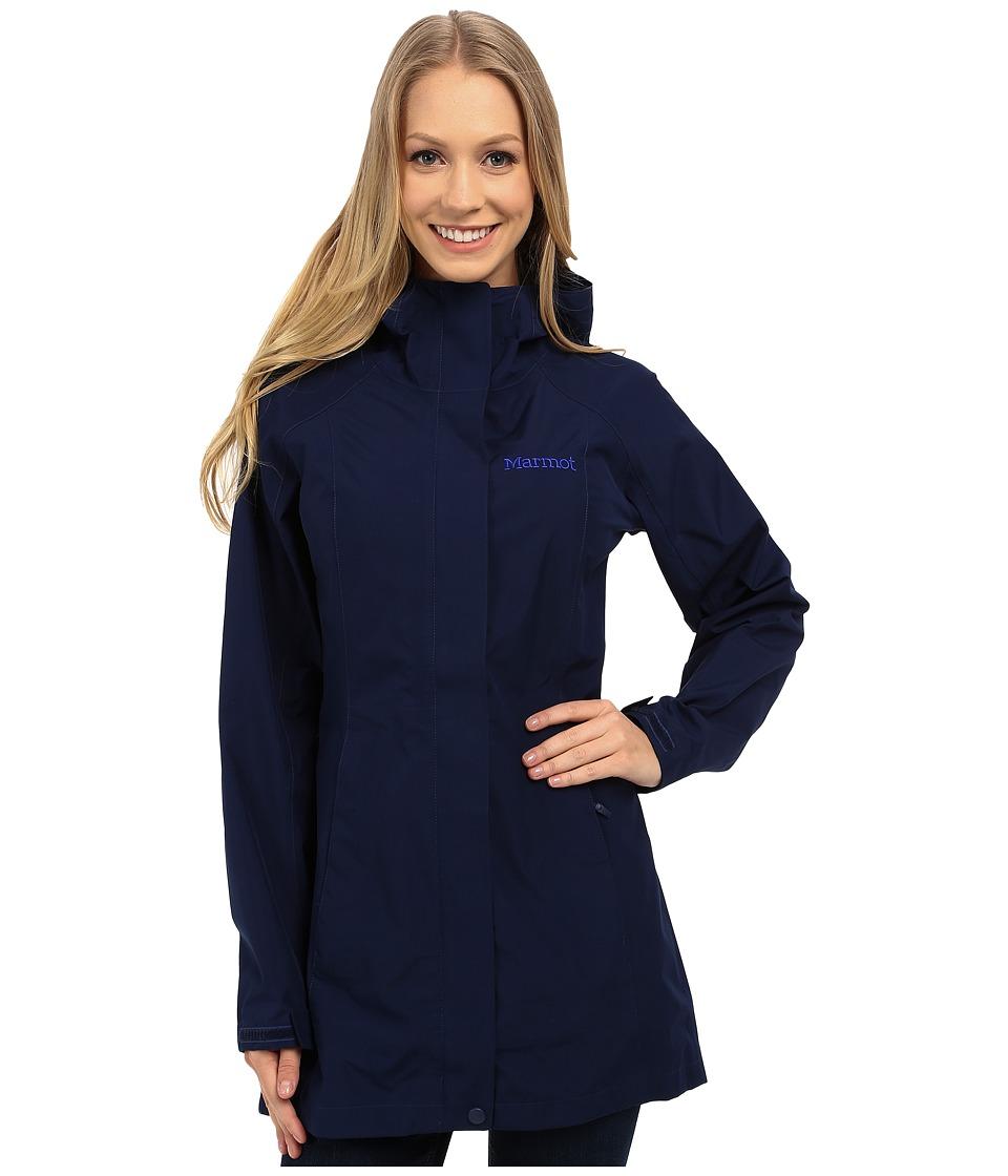 Marmot Essential Jacket Arctic Navy Womens Coat