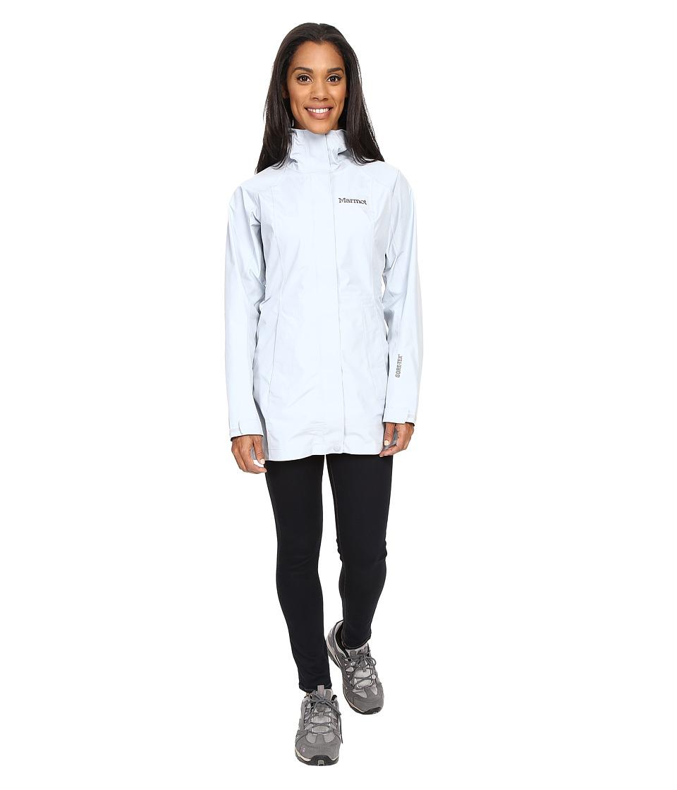 Marmot Essential Jacket Silver Womens Coat