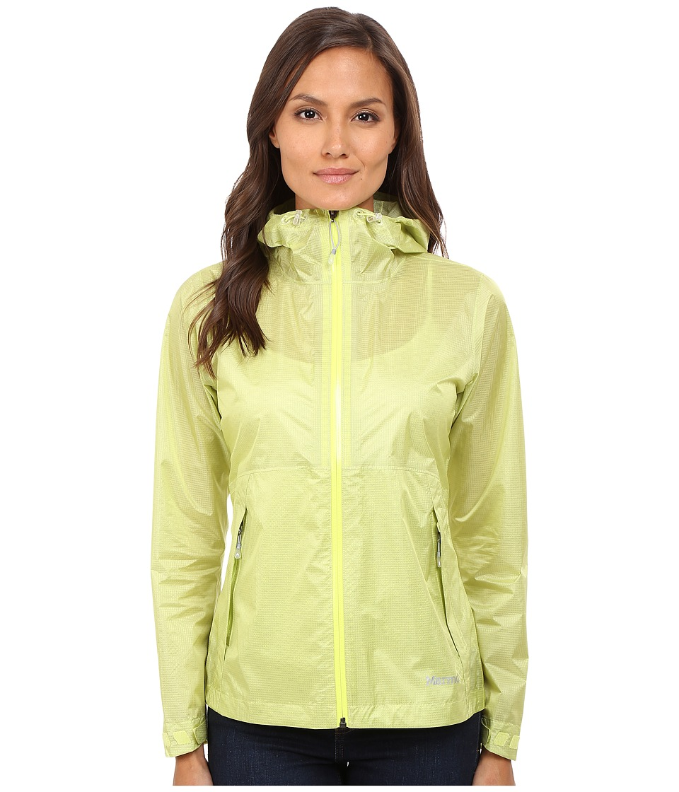Marmot Crystalline Jacket Citrus Ice Womens Coat