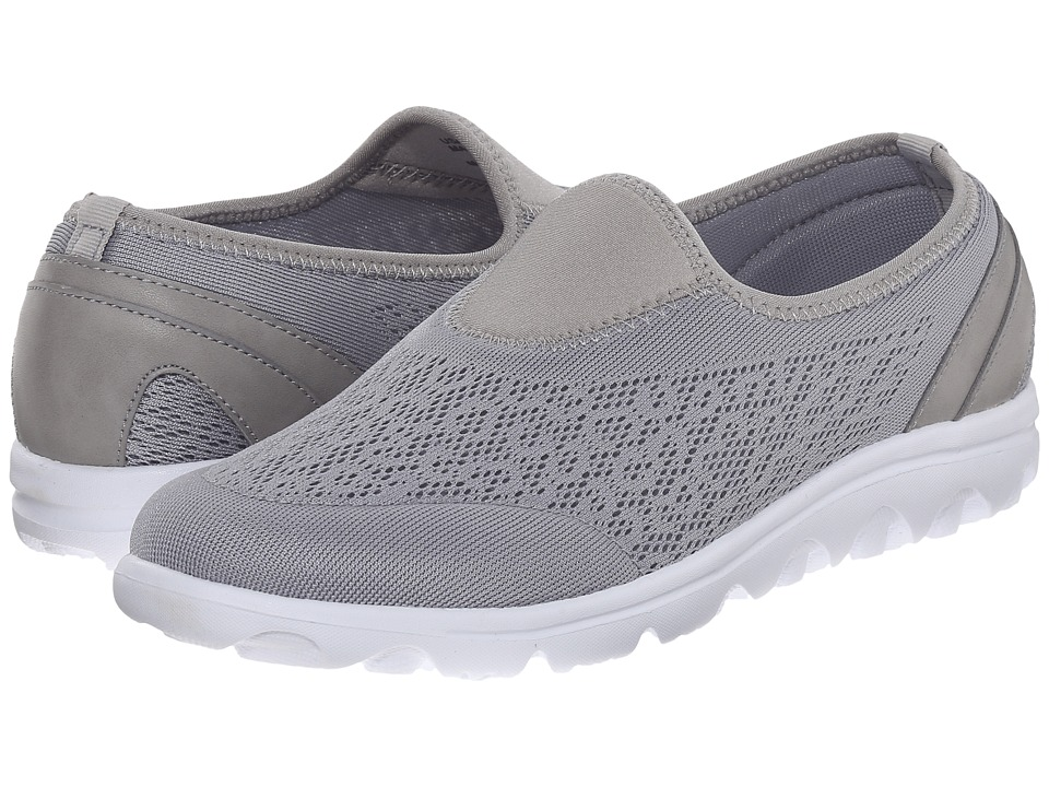 Propet TravelActiv Slip-On (Silver) Women