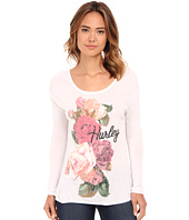 Hurley - Rose Garden Cutout Long Sleeve