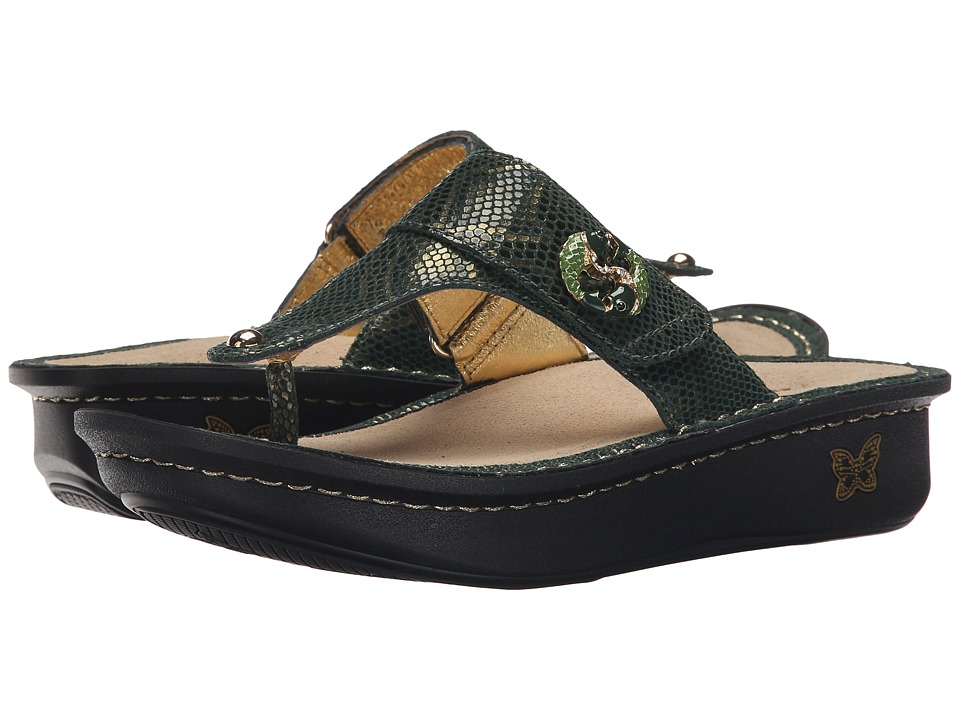 Alegria Carina Fancy Fish Womens Sandals