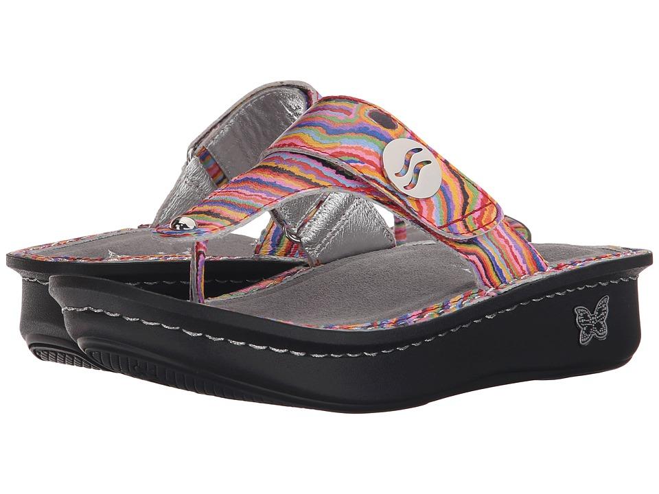 Alegria Carina Electric Avenue Womens Sandals