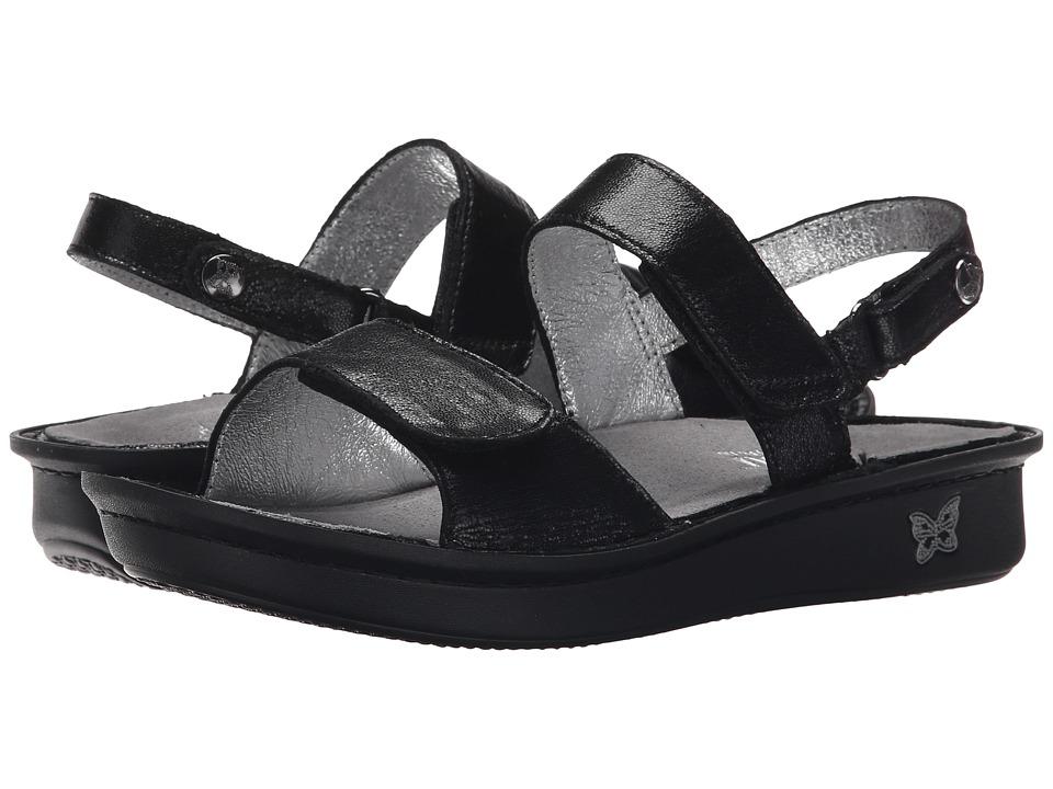 Alegria Verona (Uptown Black) Sandals