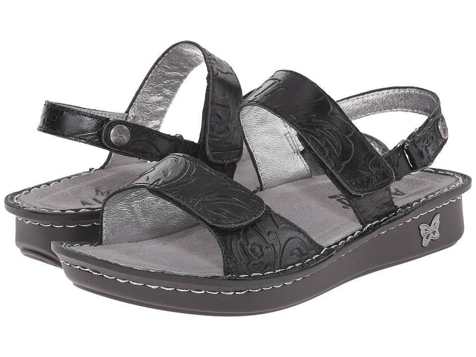 Alegria Verona (Yeehaw Black) Sandals