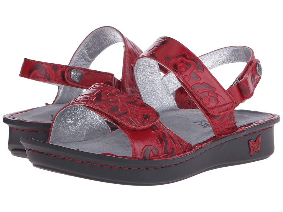 Alegria Verona (Yeehaw Red) Sandals