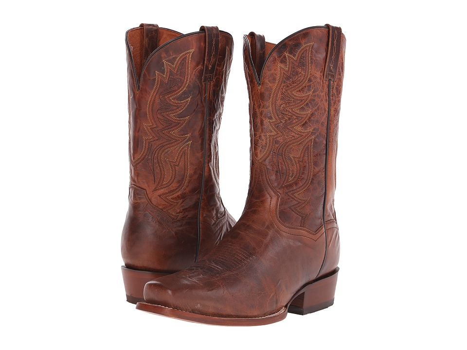 Dan Post Emerson (Brown) Cowboy Boots