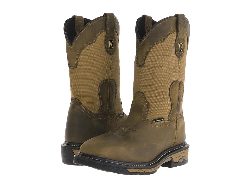 Dan Post Everest ST (Brown) Cowboy Boots